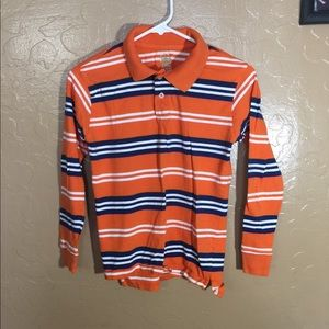 Boys long sleeve collared shirts